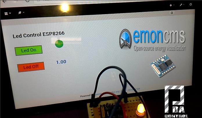 Emoncms OpenEnergyMonitor