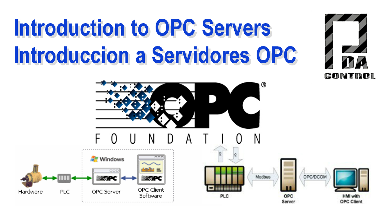 Introduccion a Servidores OPC