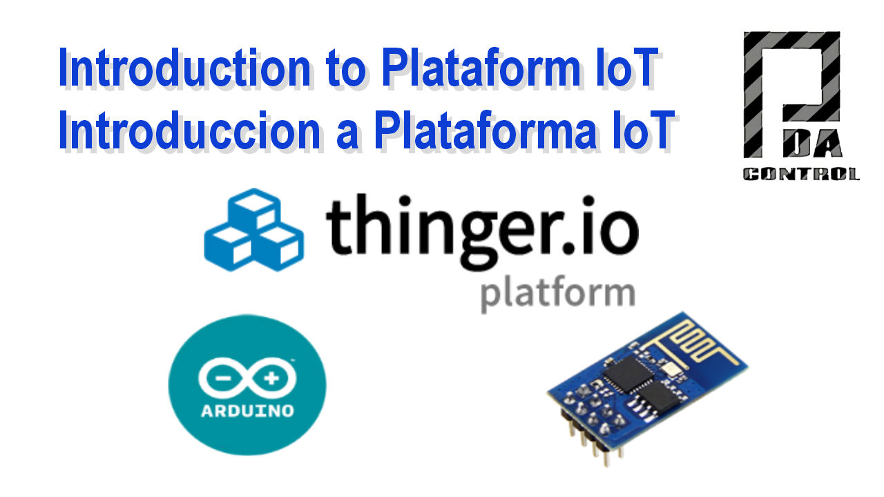 Introduccion Plataforma IoT Thinnger.io
