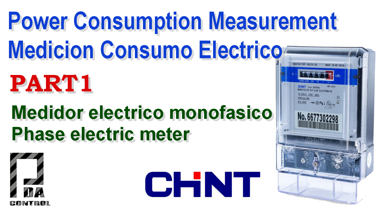 Medidor electrico monofasico bifilar electronico CHINT DSS666