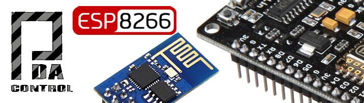ESP_ARD ESP8266 PDAControl