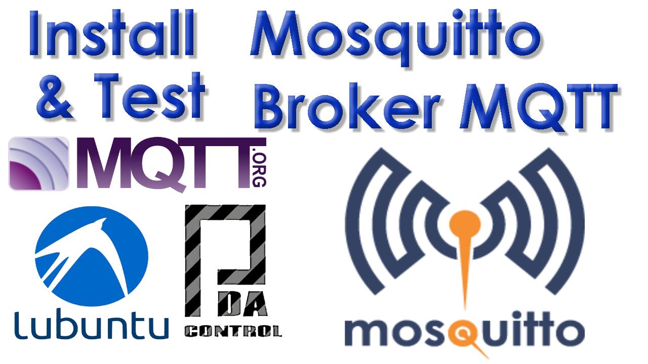 Instalacion de Mosquitto Broker MQTT en lubuntu (Ubuntu) linux