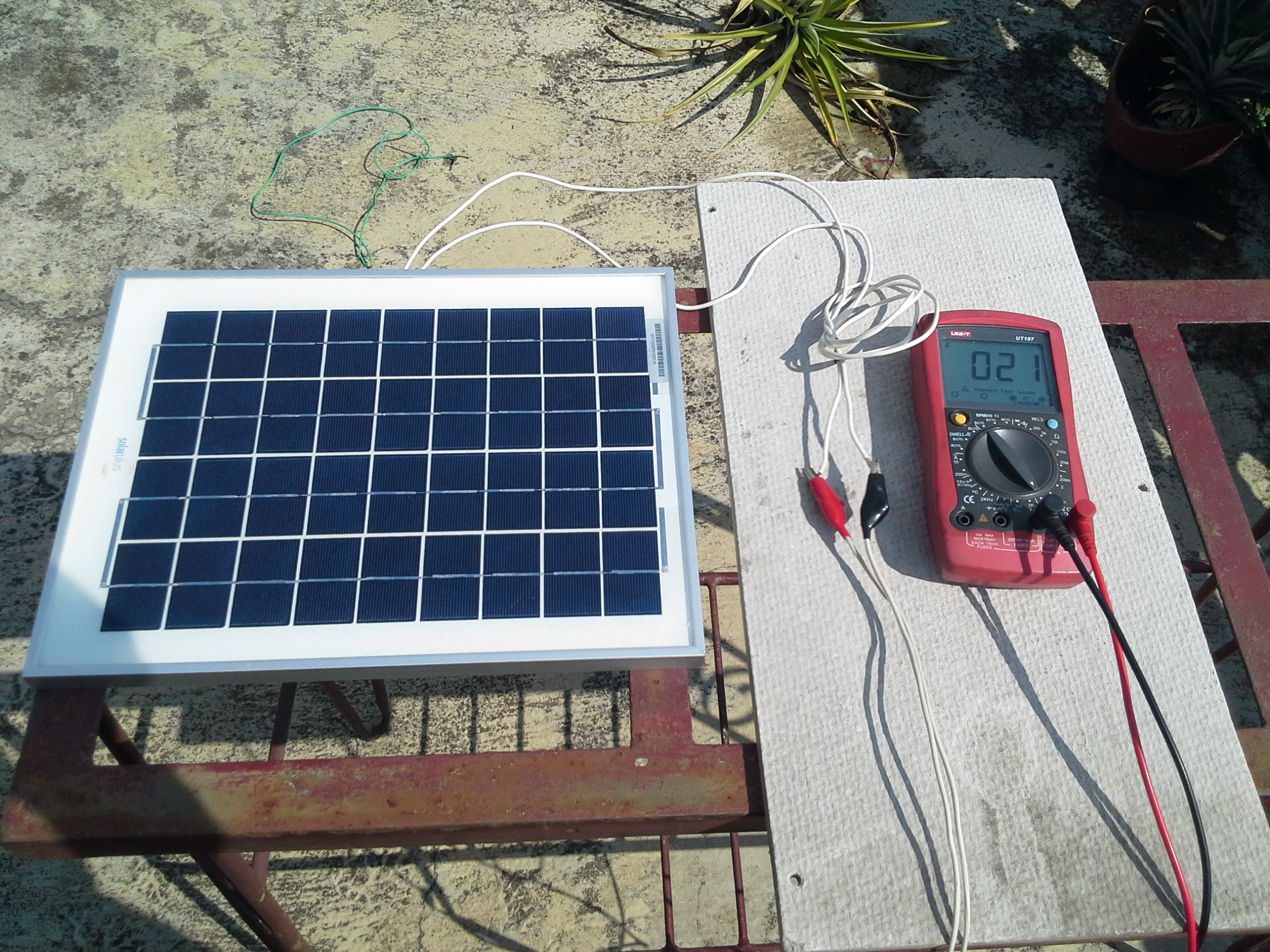Review Solar Panel 10w With Arduino And Node Red Pdacontrol
