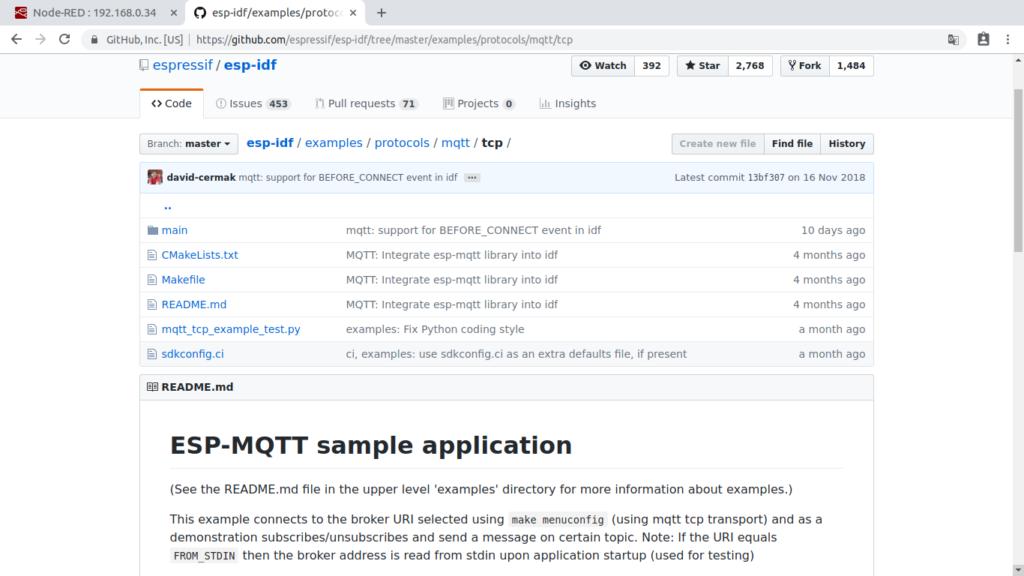MQTT in ESP32 with ESP-IDF - ESP-MQTT & Node-RED - PDAControl
