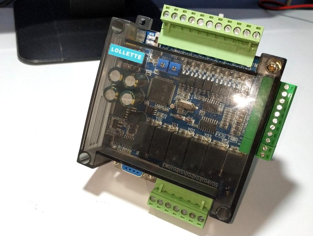 Revision Hardware PLC Lollette FX3U 14MR / LE3U / FX3U / FX3UC Part