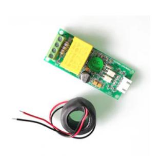 Meter PZEM-004T with Arduino ESP32 ESP8266 Python & Raspberry Pi