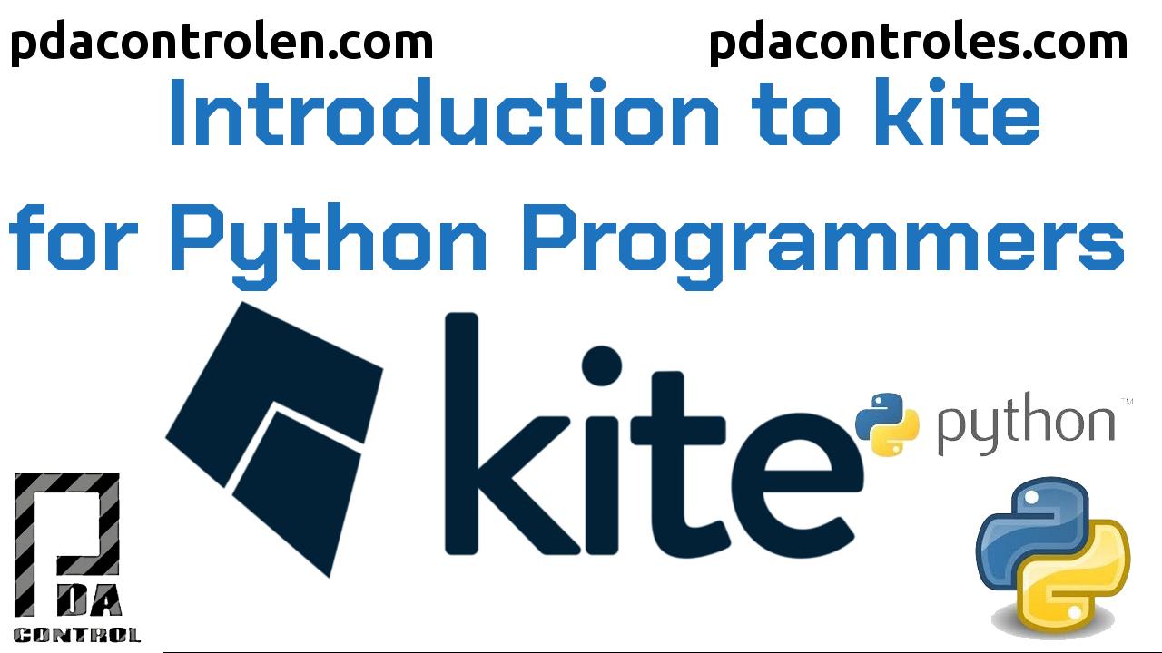 Introduccion a Kite para Programadores Python