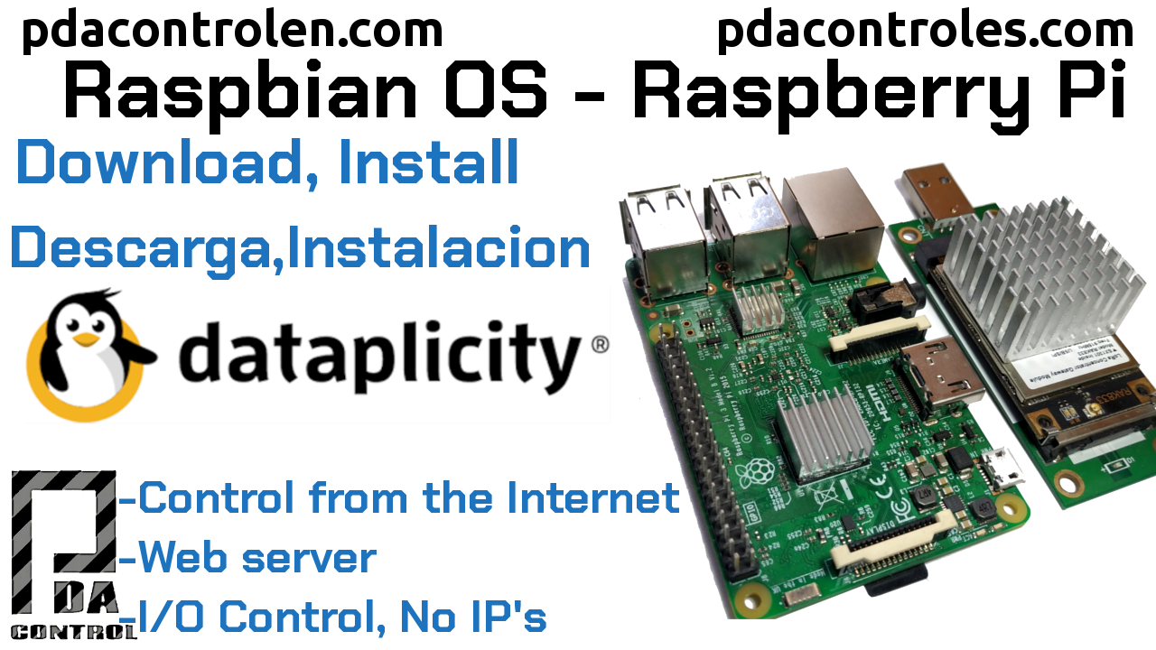 Instalar Dataplicity en Raspberry Pi (Sin Escritorio)